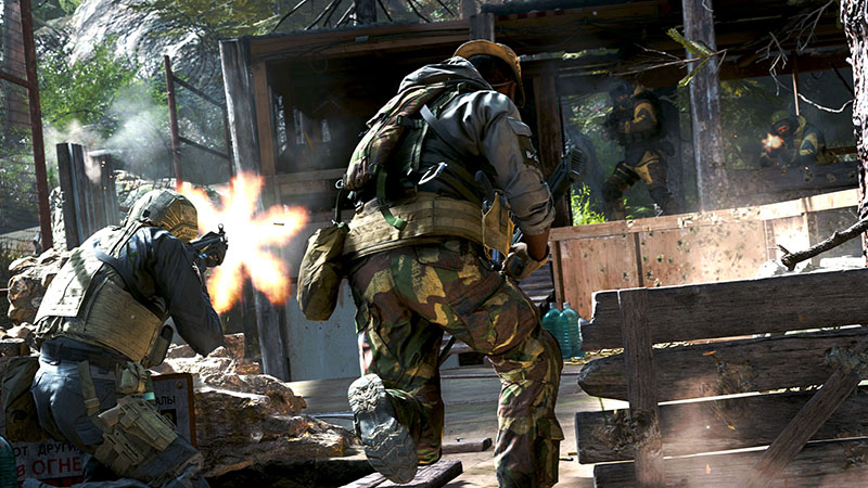 Gunfight Mode Unveiled for Call of Duty: Modern Warfare