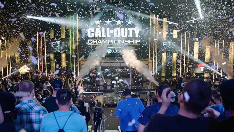 eUnited Wins Call of Duty World League Championship