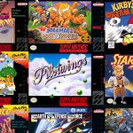 Nintendo Brings SNES Games to Switch