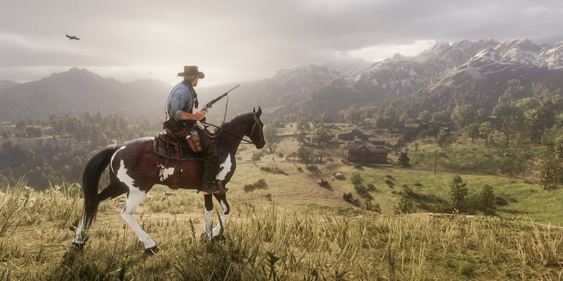 Red Dead Redemption 2 Coming to PC in November