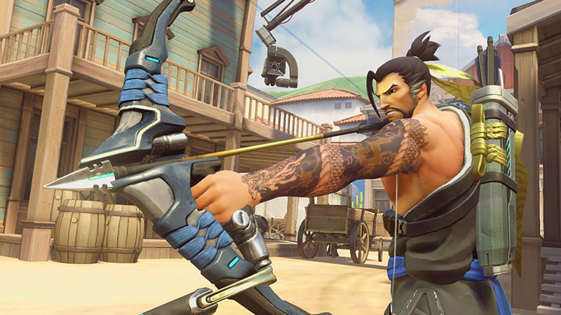 Switch Overwatch Launch Plagued By Bugs