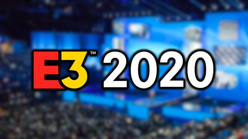 E3 2020 Canceled Due to Coronavirus
