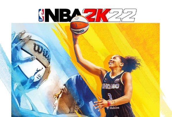 Candace Parker Becomes First Female NBA 2K Cover Athlete
