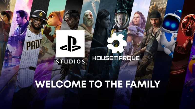 Sony Purchases Housemarque
